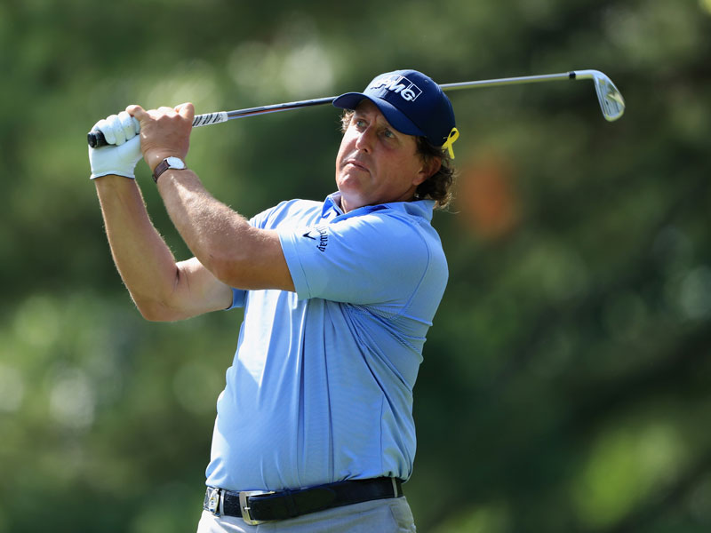 Things You Didn't Know About Phil Mickelson