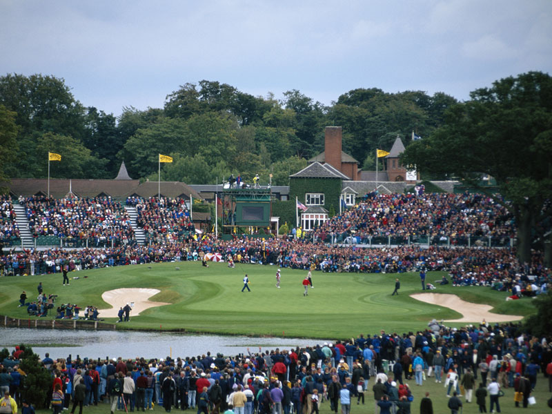 Which Course Has Hosted The Most Ryder Cups