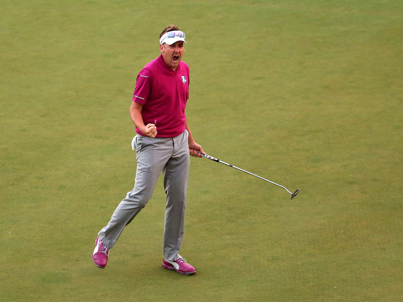 Things You Didn't Know About Ian Poulter