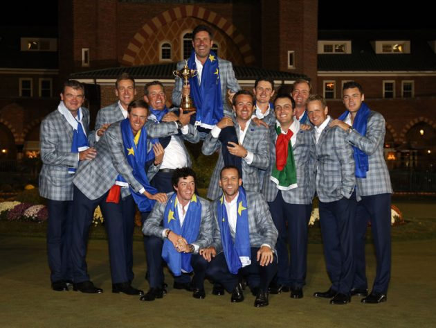 Top 5 Ryder Cups In History