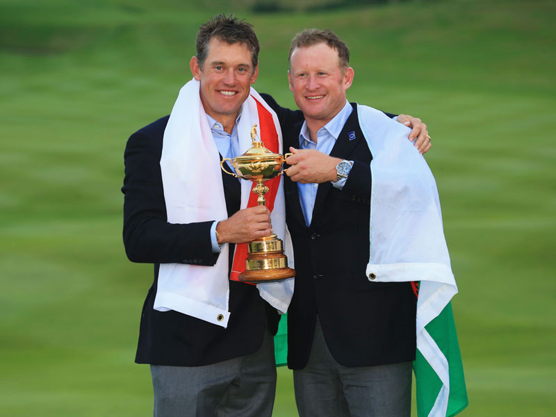 Lee Westwood: Ryder Cup Is The Best Event in Golf