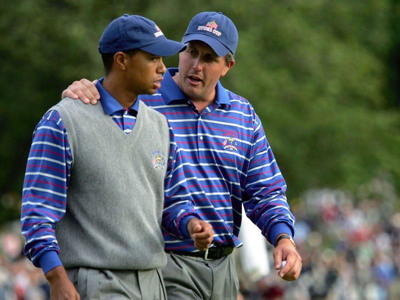 Potential USA Ryder Cup Pairings