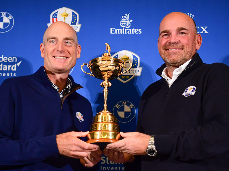 Ryder Cup Captains