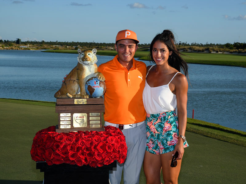 Who Is Rickie Fowler's Wife?