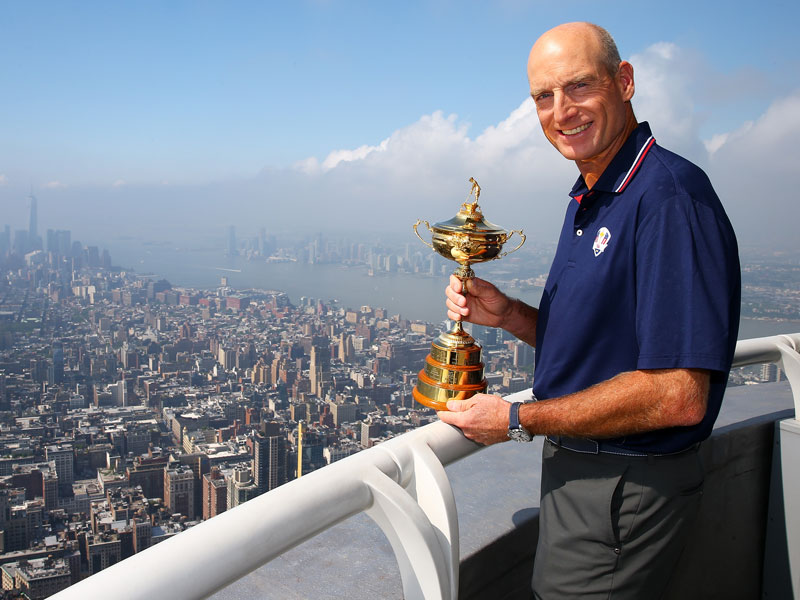 Things You Didn't Know About Jim Furyk
