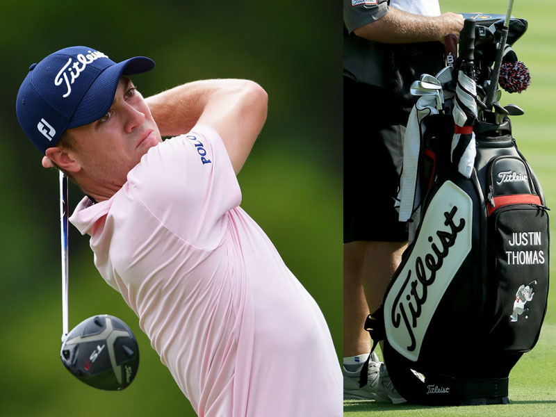 Justin Thomas What's In The Bag?