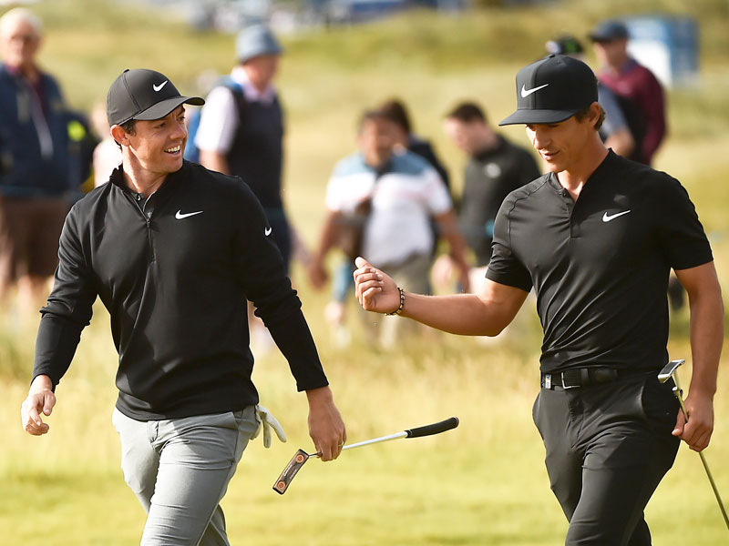 8 Potential European Ryder Cup Pairings
