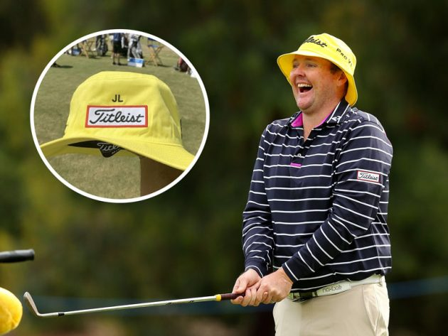 Players And Caddies To Honour Jarrod Lyle With Yellow Hats At Wyndham a9c4caf26c9