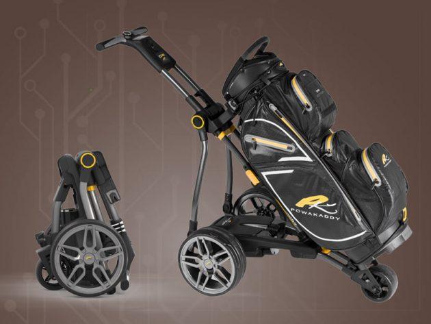 PowaKaddy Compact C2i Electric Trolley – Golf Monthly Tech