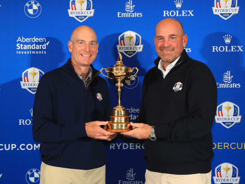 Ryder Cup TV Coverage 2018