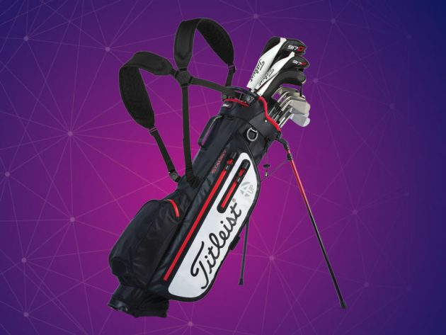 9f20052eb320c Titleist Players 4 StaDry Stand Bag – Golf Monthly Tech 50 2018 19