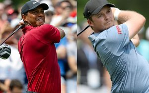 Tiger Woods Vs Eddie Pepperell