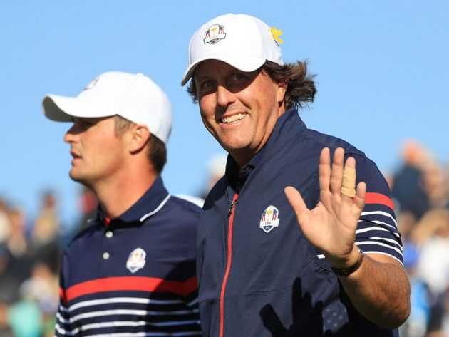 20 Things You Didn't Know About Phil Mickelson