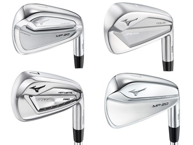 mizuno cavity back irons