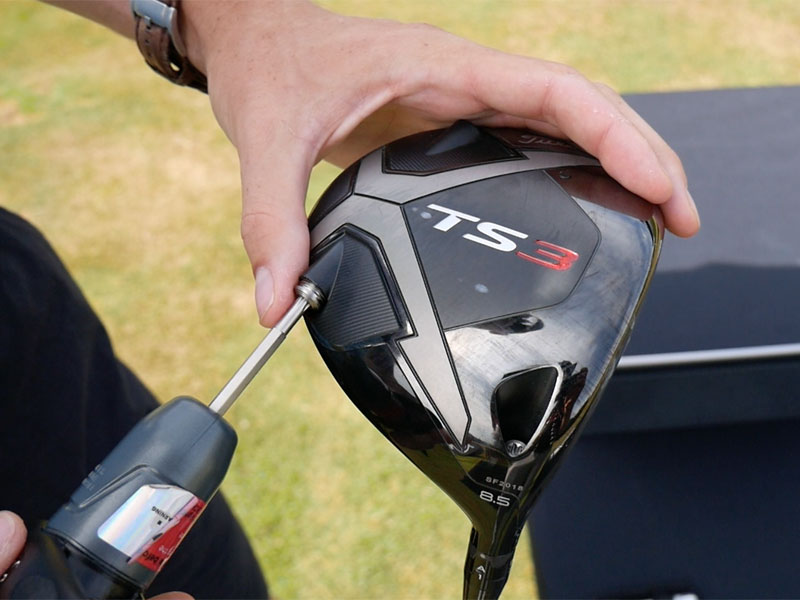 Titleist TS2 & TS3 Driver Fitting - Golf Monthly Vlog