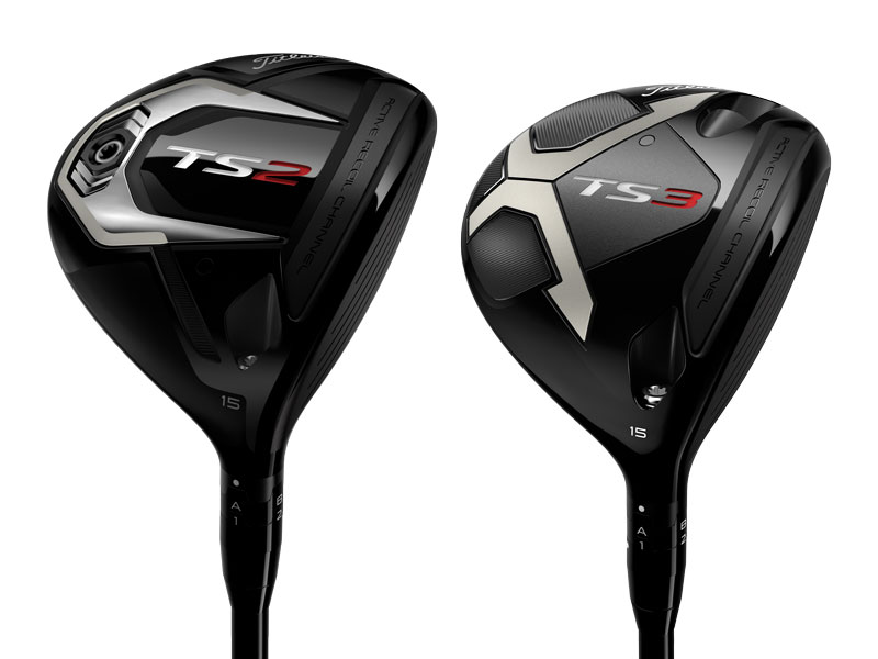 Titleist TS2 and TS3 Drivers Revealed - Golf Monthly
