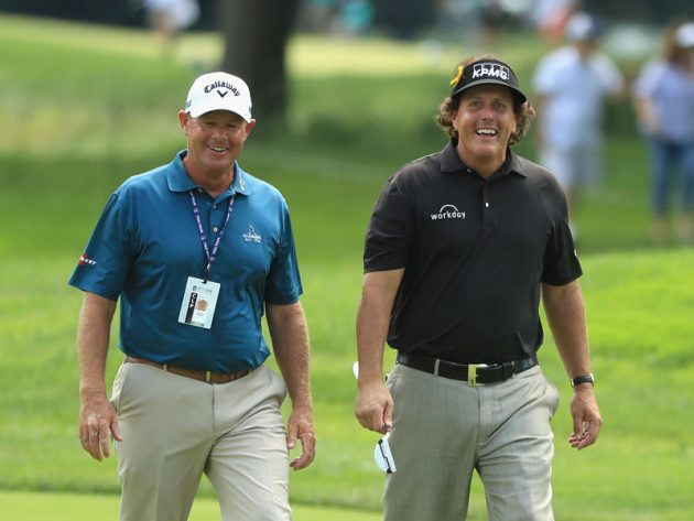 Who Is Phil Mickelson's Coach?