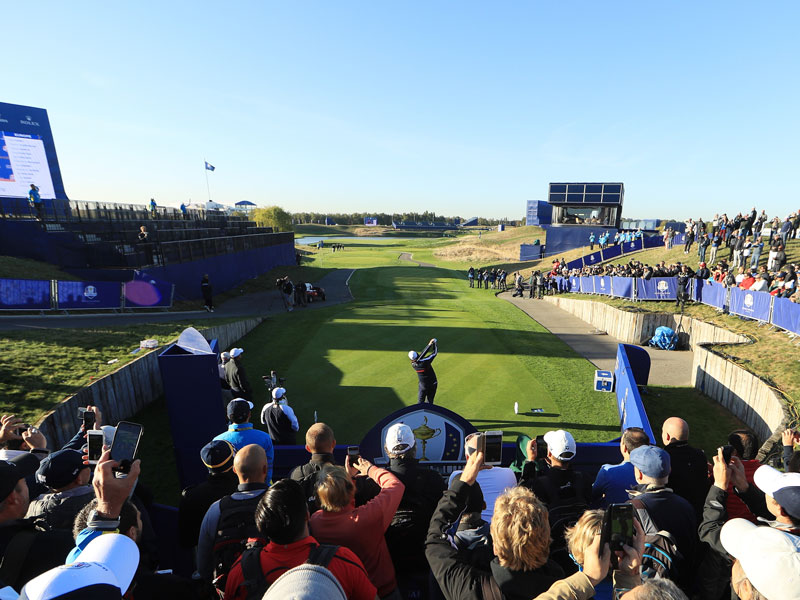 Ryder Cup Now Tv Deal 60 Off Le Golf National 2018