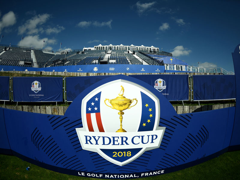 2018 Ryder Cup First Tee