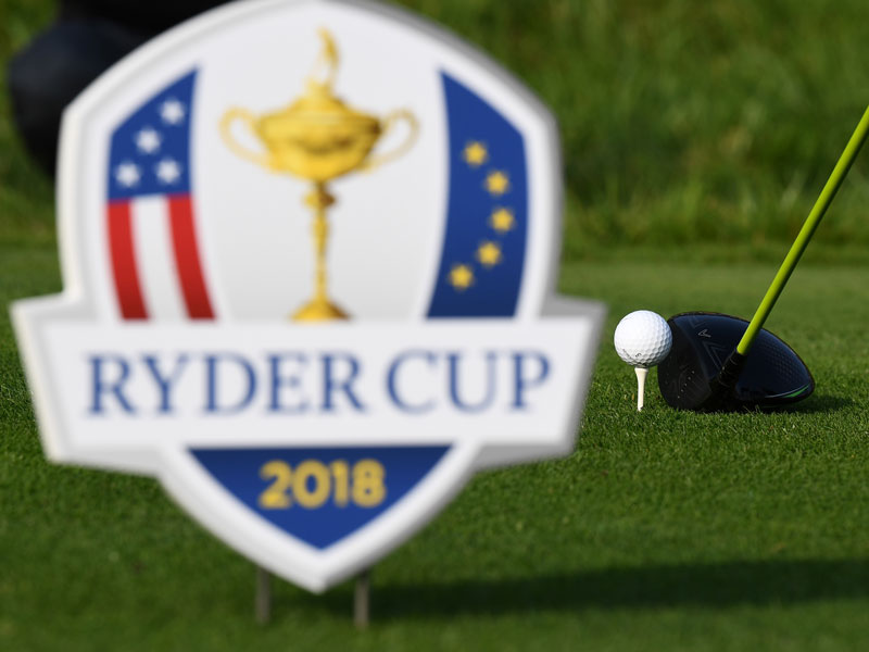 Ryder Cup Tee Times And Pairings 2018