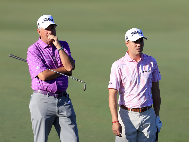 Who Is Justin Thomas Coach Who Coaches The American Star