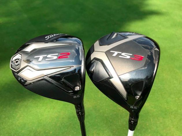 Titleist TS2 and TS3 Drivers Review - Golf Monthly