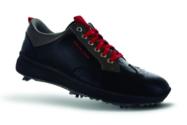 best sneakers 157e2 76bd3 GM Says  Brand new for 2019, Duca Del Cosma released their first ever  spiked shoe called the Heritage. Including a waterproof microfibre system,  ...
