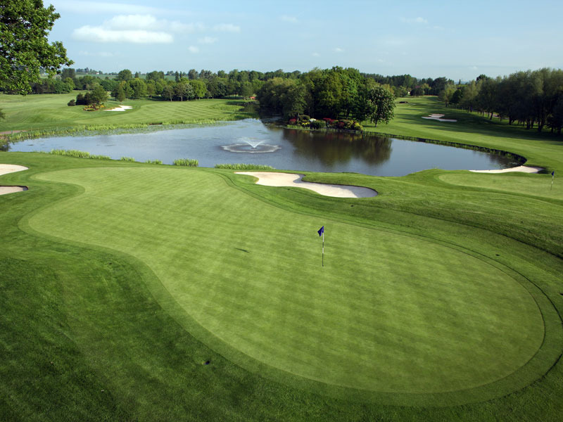 Best Golf Courses In Warwickshire