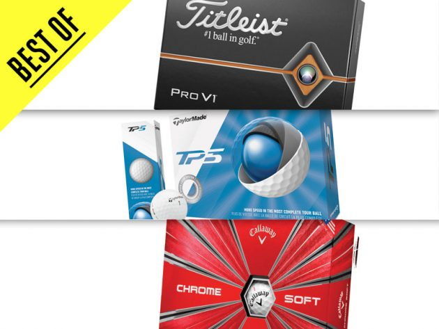dcd7155a692c Best Golf Balls 2019 - Premium Models That Offer Spin