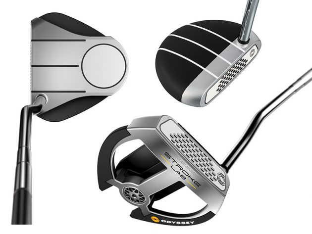 Odyssey Putters 2019 - The latest golf putters from Odyssey golf