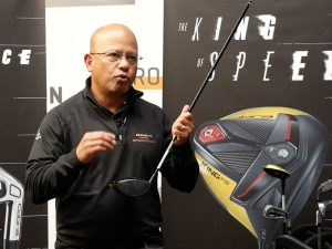 Cobra King F9 Speedback Driver Tech Explained