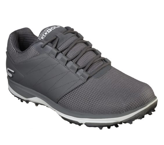 561b9cbdb GM Says  Skechers latest iteration of the Go Golf Pro series of shoes  benefit from H2GO waterproofing to keep your feet safe from the elements