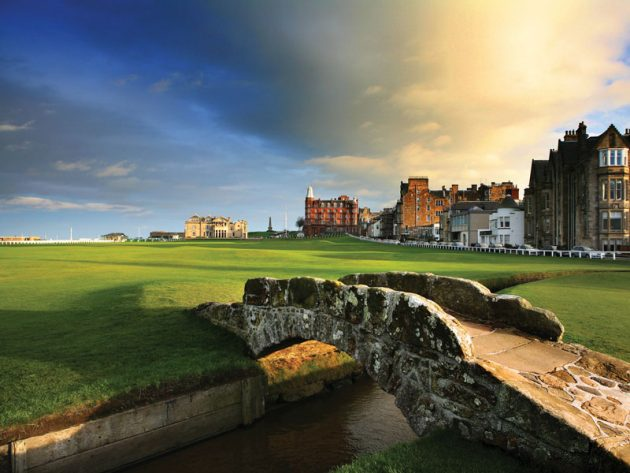 Here's How You Can Play St Andrews Old Course In 2020