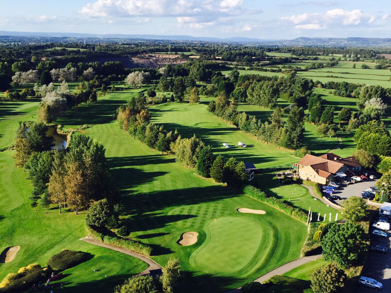 Best Golf Courses In Gloucestershire