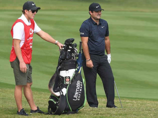 Patrick Reed What S In The Bag