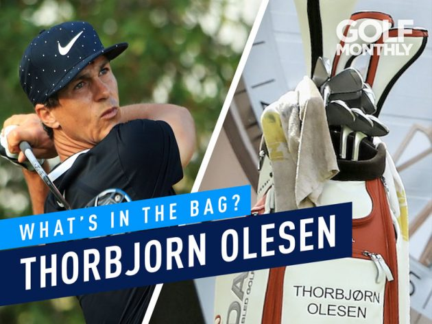 Thorbjorn Olesen What s In The Bag  - Golf Monthly Gear 10f6c1ac482