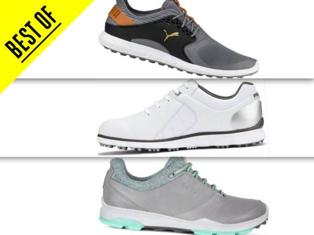 fb6084e6375 Best Spikeless Golf Shoes 2018 - Comfort and fashion on the fairways