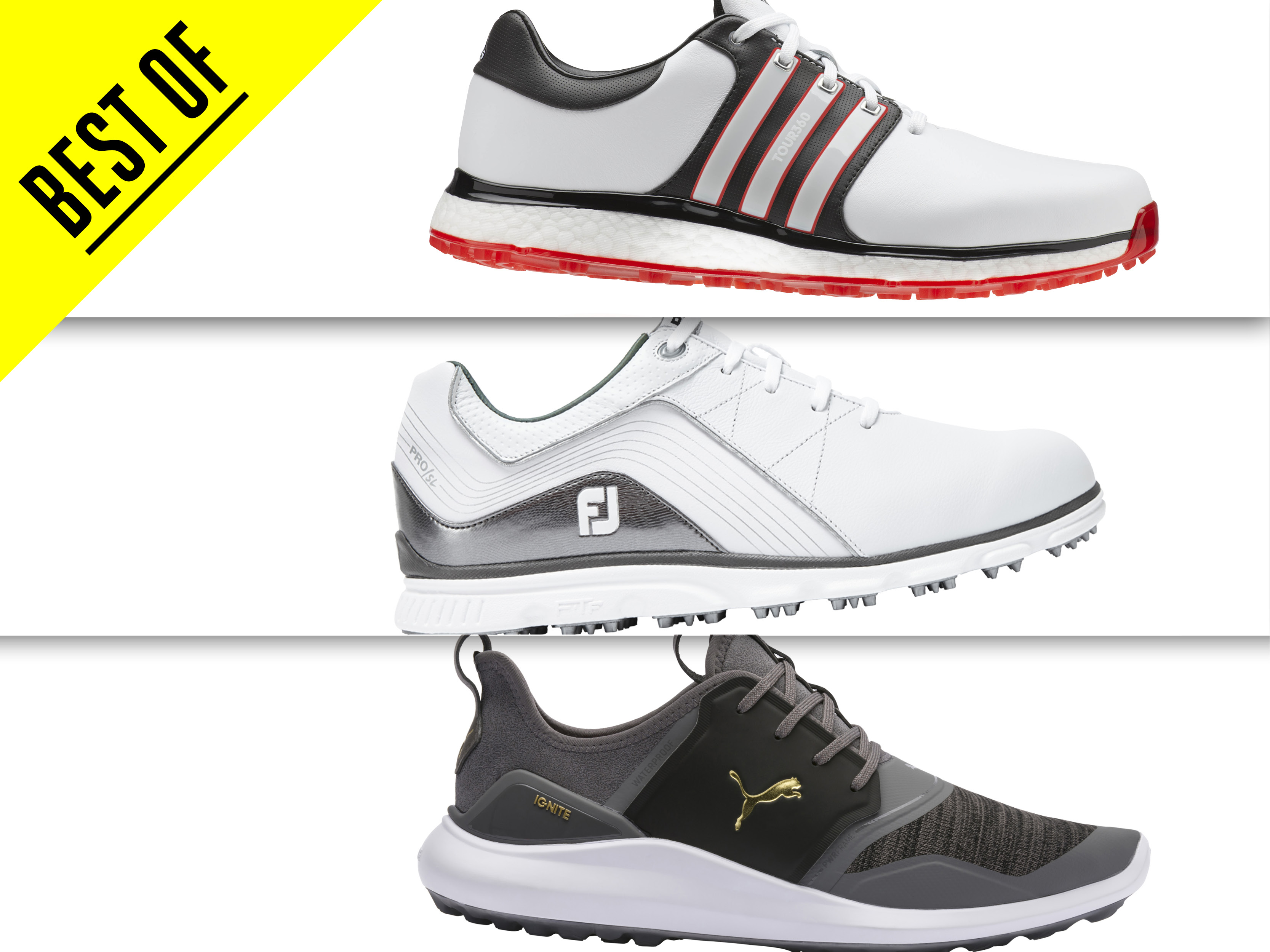 d4c0d6eff95c9 Best Spikeless Golf Shoes 2019 - Comfort and fashion on the fairways