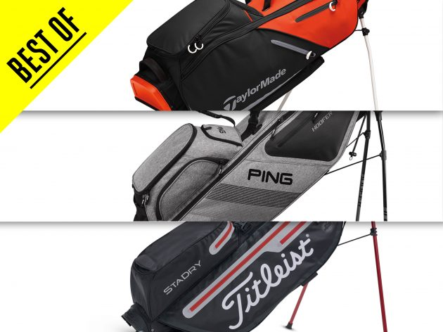 Best Golf Bags 2019 Best Golf Stand Bags 2019   Lightweight carry bags