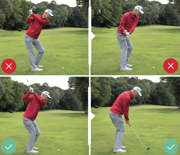 How To Hit Your Irons Straight Stop Missing Greens Right
