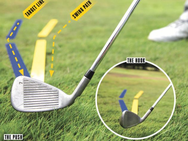 How To Hit Your Irons Straight