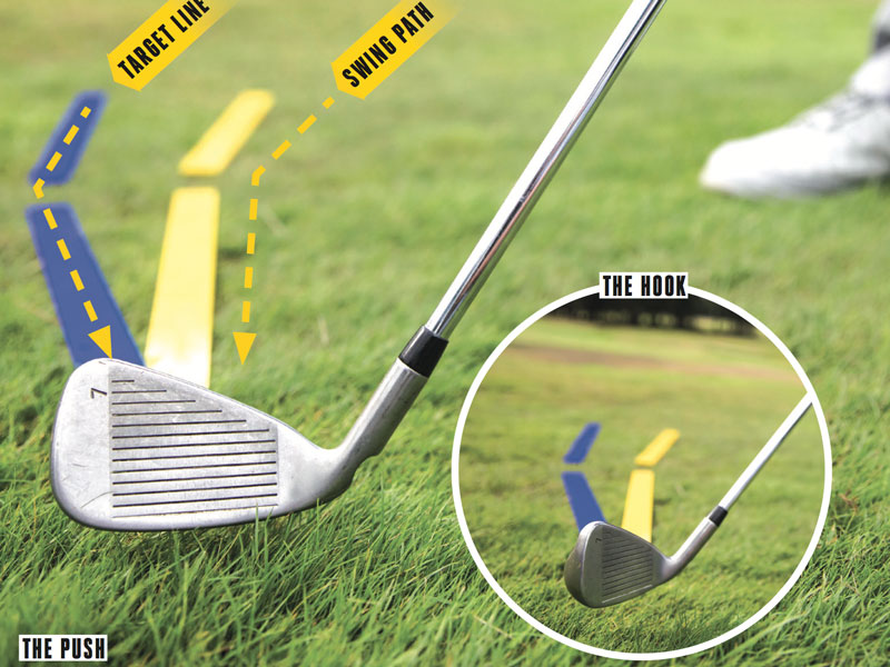 How To Hit Your Irons Straight - Stop Missing Greens Right