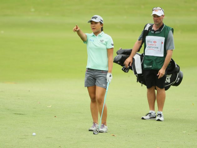 Caddies Lining Up Players To Be Banned