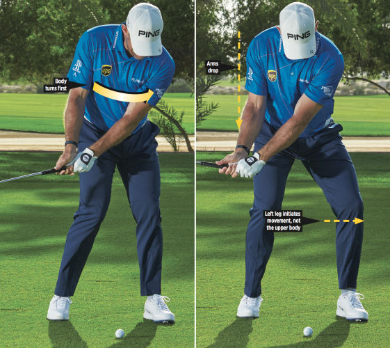 Lee Westwood Tips: 5 Common Faults Fixed - Golf Monthly
