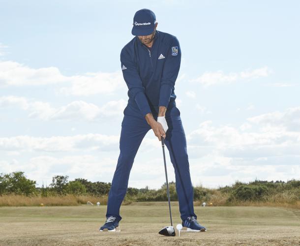 Dustin Johnson Driver Swing Analysis - Golf Monthly