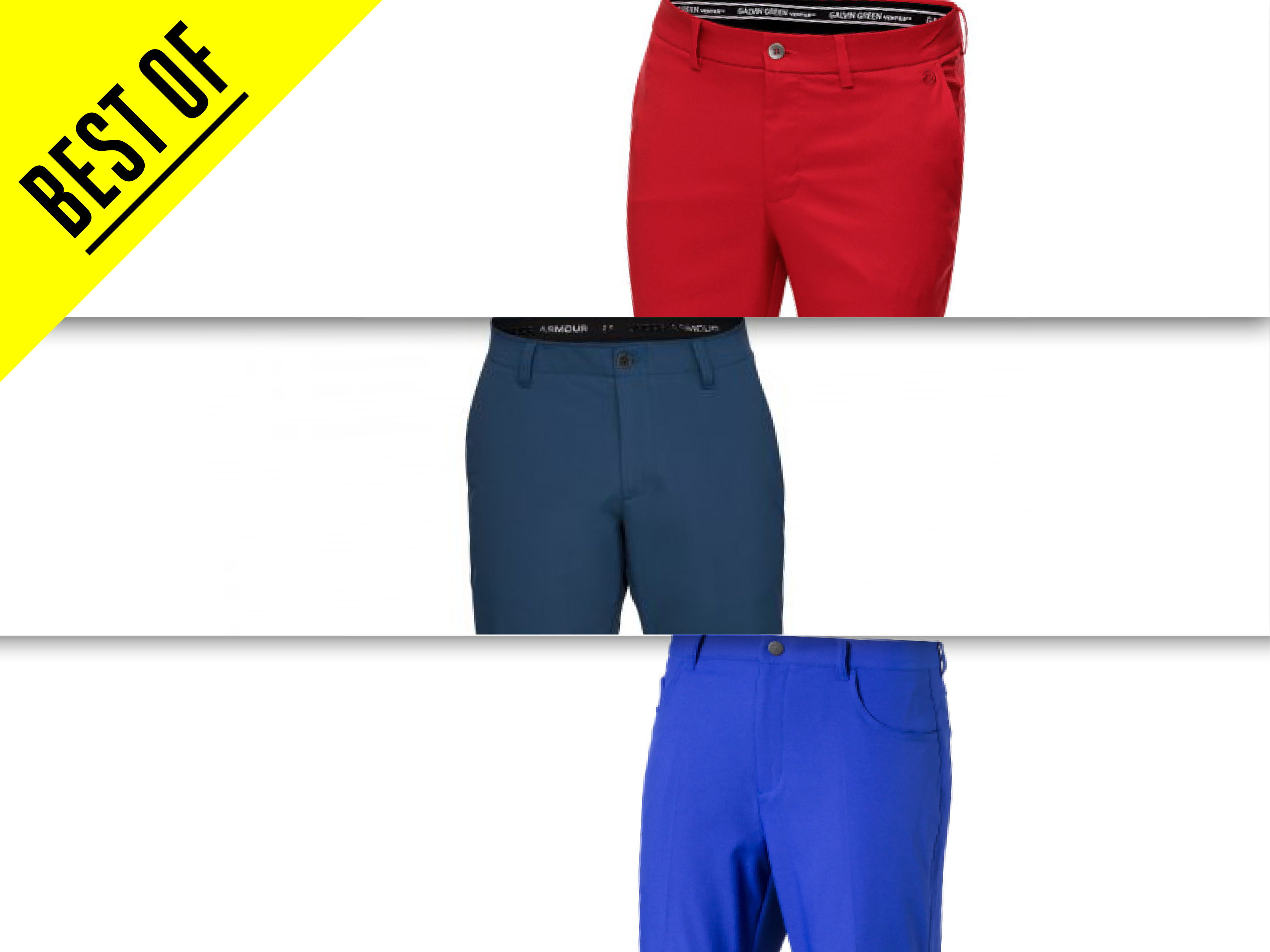fb4f0c83 Best Golf Trousers 2019 - Perfect your look on the course this season