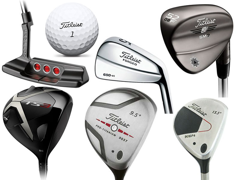 10 Best Titleist Clubs Of All Time