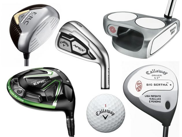 10 Best Callaway Clubs Of All Time Have You Owned Any Of These
