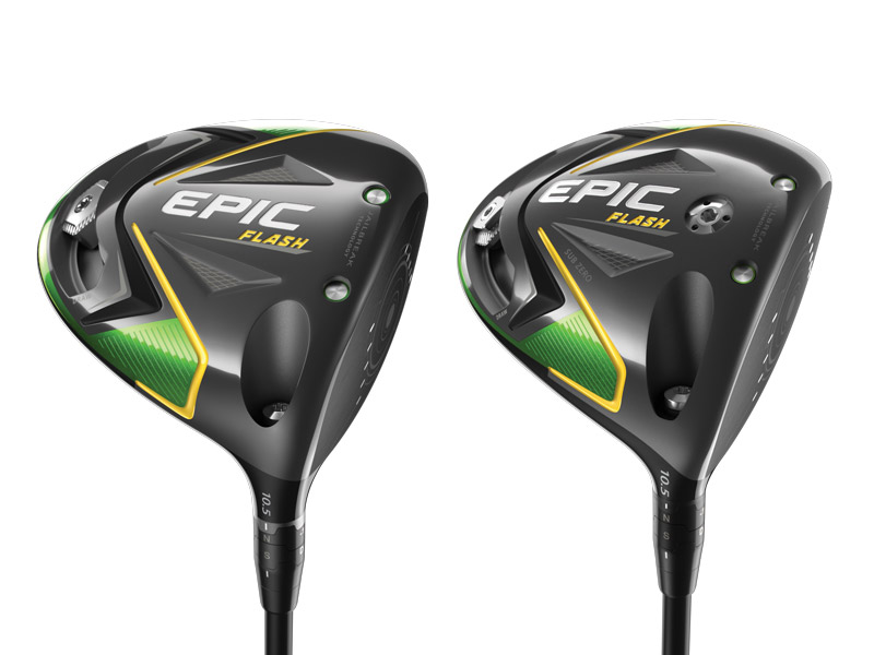 Callaway Epic Flash Drivers Review - Golf Monthly