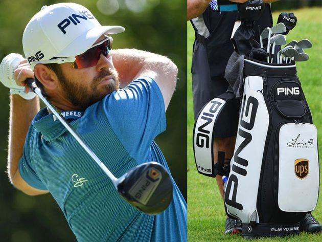 Louis Oosthuizen What's In The Bag?